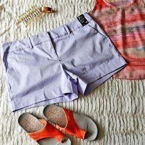 """🌟PLUS🌟 NWT Lavender 4"""" Shorts"""